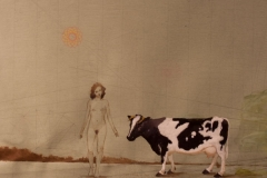 lady-and-cow
